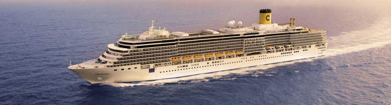 Cruceros familia numerosa: Costa Deliziosa