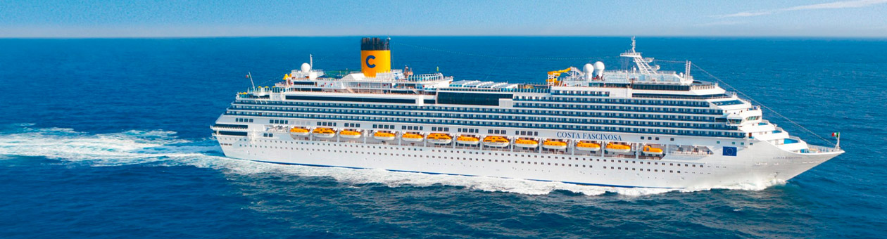 Cruceros familia numerosa: Costa Fascinosa