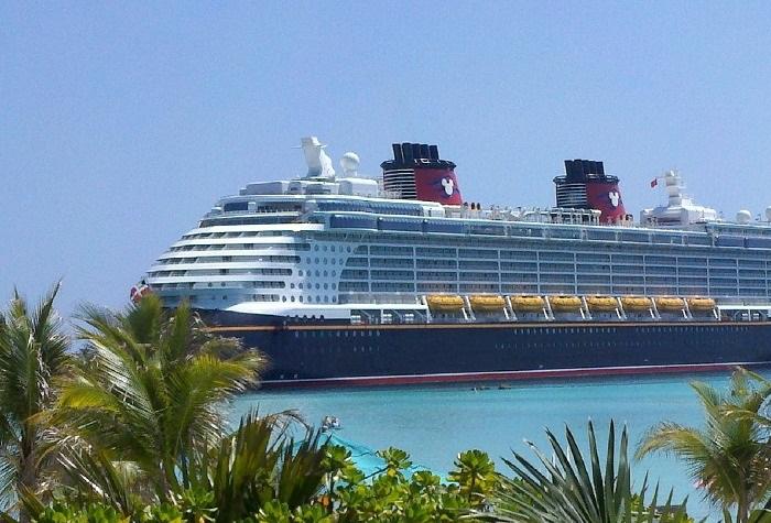 Crucero Disney por dentro