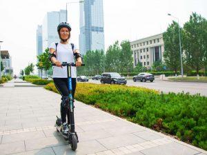 Circular en patinete eléctrico: ventajas y sanciones