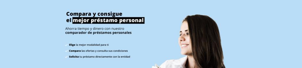 Compara Mejores préstamos personales