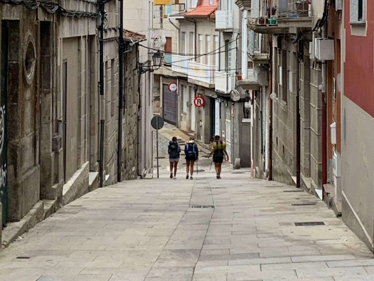 camino portugués covid