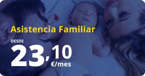 contrata seguro salud familiar